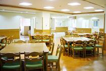 デイルーム・食堂